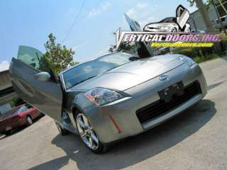 Nissan 350z 03 09 Lambo Door Kit Vertical Doors Inc