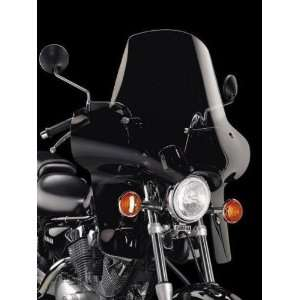 MEMPHIS SHADES ROADMASTER GRADIENT BLACK WINDSHIELD UNIVERSAL MEP1411