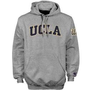 UCLA Bruins Ash Training Camp Hoody Sweatshirt
