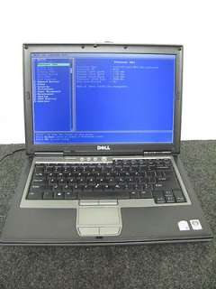 Dell Latitude D620 Intel Core 2 Duo T5500 @ 1.66 GHz