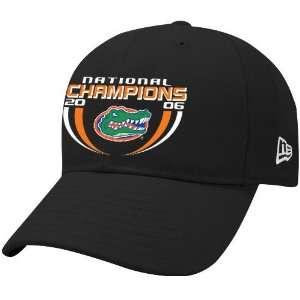 New Era Florida Gators Black 2006 BCS National Champions