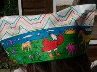Lot Farm Animals HATS PRESCHOOL Barn Cat Kids Color Art