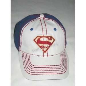 Supergirl Superman Logo DC Comics Baseball Cap Hat Toys & Games