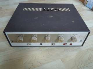 Vintage Knight KN 92B Stereo Amplifier Old Radio Tubes Amp