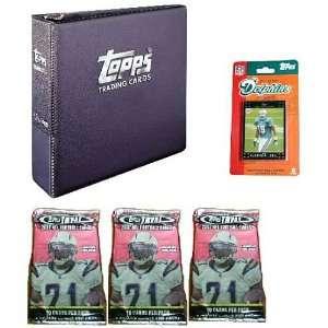 Miami Dolphins 2007 Topps NFL Team Gift Set Sports