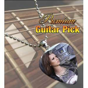 Cheryl Cole Premium Guitar Pick Necklace Musical