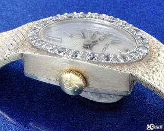 Ladies Rolex Precision 14K Y/G Watch C.1950s Ref 8197 |