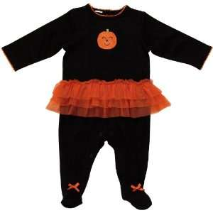 Carters Pumpkin Ballerina Baby Girls Sleep & Play 6 Mos Toys & Games