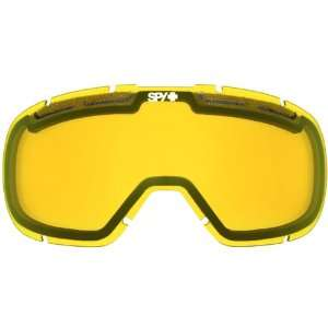 Lens Snocross Snowmobile Eyewear Accessories   Yellow / One Size
