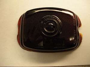 NEW 1937/1938 Chevy Red Glass Tail Light Lens United Pacific Street