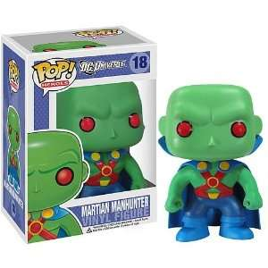 Martian Manhunter Pop Heroes   DC Universe   Vinyl Figure