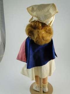 Vintage Ideal 14 Doll Miss Curity Nurse Nursing Hard Plastic Old