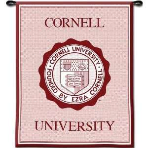 Hanging   34 x 26 Wall Hanging   Cornell Big Red: Sports & Outdoors