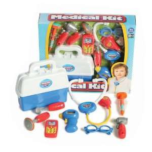 Pretend Play Little Toy Doctor Medical Set Toys & Games