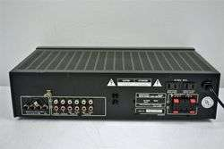 Kenwood AM FM Stereo Receiver KR A50 Amp Amplifier Tuner