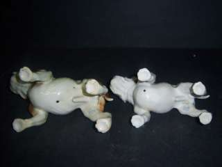GOEBEL FIGURINE LOT CH626 English Bulldog Ducks Rabbits WZ5 Bird
