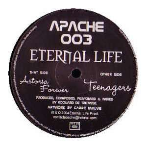ETERNAL LIFE / TEENAGERS ETERNAL LIFE Music