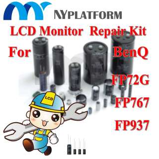 MONITOR REPAIR KIT FOR BenQ FP71G FP72G FP767 FP937