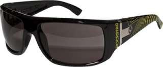 Vantage Sunglasses Rockstar Energy Drink Black w/ Grey Lens
