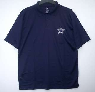 Dallas Cowboys Authentic Apparel NFL Polo Shirt Medium