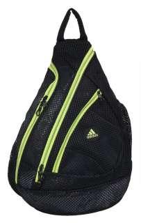Adidas Redondo Mesh Sling Backpack Bag Knapsack Tote