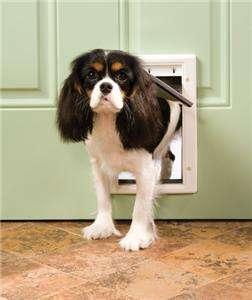 PetSafe Plastic Pet Door Premium White