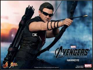 Hot Toys 1/6 Marvel The Avengers   Hawkeye