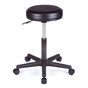 Master Equipment Value Sit Grooming Stool, Black
