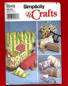 Quilt Sewing pattern   bag, tote, purse & more 9949