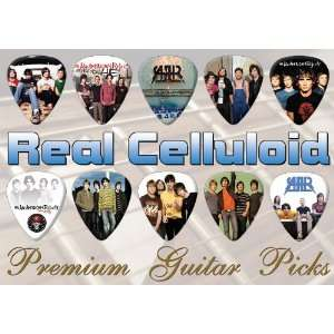 All American Rejects Premium Guitar Picks X 10 (0