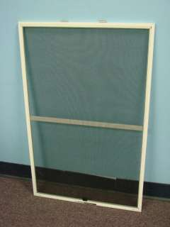 NEW White Anderson 200 Window Insect Screen 2030 33.5x21.5
