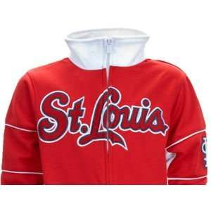 St. Louis Cardinals MLB Youth Track Jacket