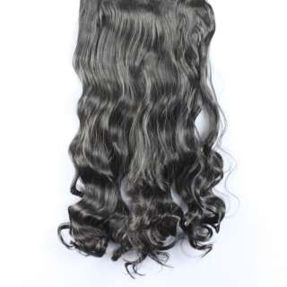womens long curly/wavy hair extension Synthetic sexy stylish fashion