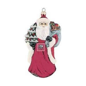 Treasures Alabama Crimson Tide University Santa  Sports