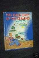 The Bible Story of the Creation 1941 Mary Alice Jones