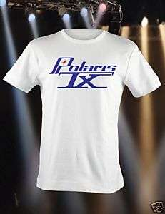 Polaris TX vintage snowmobile style T shirt