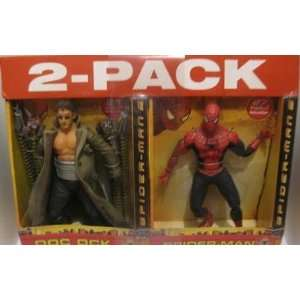 Special Edition Two Pack 12 Inch Doc Ock Vs. Spider man: Toys & Games
