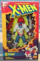 men MYSTIQUE Action Figure 10 inch Toy Biz 1996 Xmen