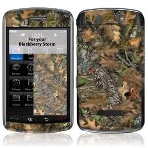 OttoSkins Protective Skin for Blackberry Storm   Mossy Oak