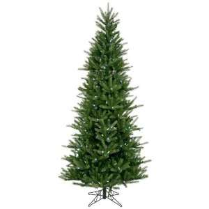 9 Pre lit Tiffany Spruce Slim Artificial Christmas Tree