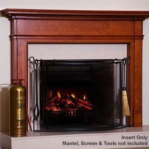 ClassicFlame 24 Electric Fireplace Insert/Log Set   24FI061ARU