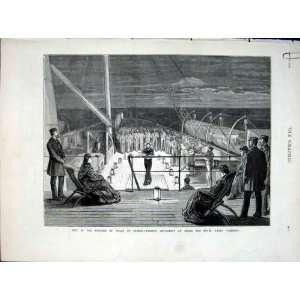 Princess Wales On Royal Yacht Osborne Visits Greece 187