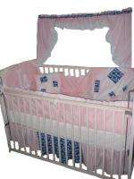 Baby Nursery Crib Bedding Set w/LA Dodgers fabric