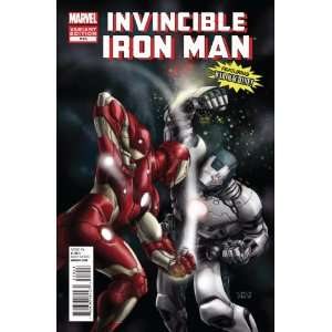 Invincible Iron Man #510 Mike Choi Marvel 50th Anniversary Variant