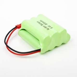 Ni Mh 8.4V 800mAh NIMH Rechargeable Battery RC Akku