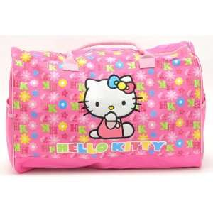 Sanrio Combo   Sanrio Hello Kitty Travel Duffle Bag and Walt Disney