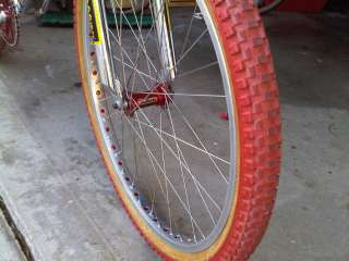 Replacement Rim Strips for Old School Mongoose Pro Class BMX Rims