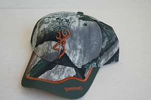 BROWNING EASTFORK MOSSY OAK CAMO HAT *NEW* (r2723)