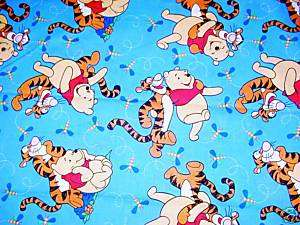 Disneys TIGGER N POOH NURSE & VET SCRUB TOP