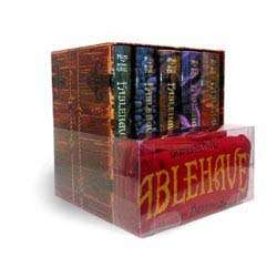 Fablehaven The Complete Series Boxed Set with T Shirt (Hardcover